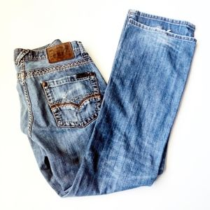 "Seven7 Men's Straight Leg Jeans 31"" x 34"""